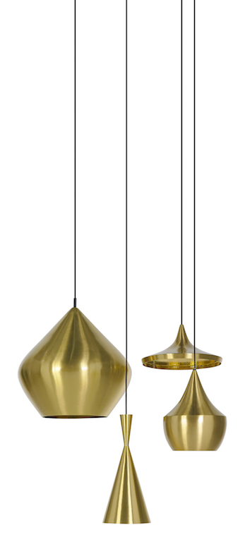 Tom Dixon Beat Fat Brass