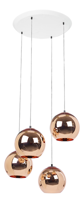 Tom Dixon Copper Shade